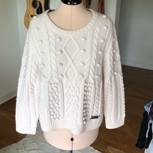 Perfect condition Burberry wool sweater